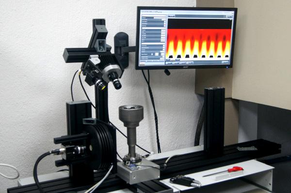 laboratorio de pruebas visión artificial
