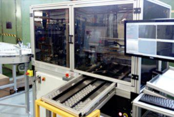 Máquina para verificación y marcado
