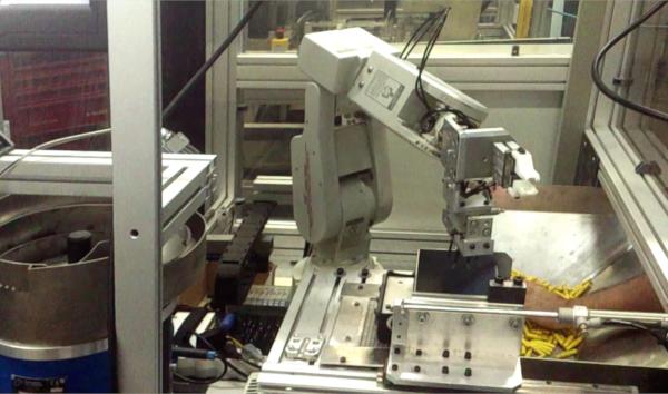 Tecnologías de visión artificial para guiado de robots y bin picking